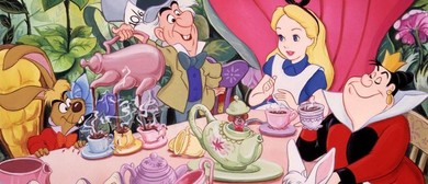 Live Day - Mad Hats & Cheshire Cats