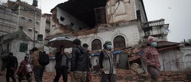 Nepal Quake Fundraiser Dinner