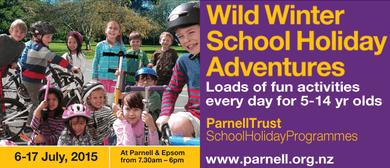 LEGO Run - Parnell Trust School Holiday Programme