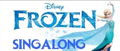 Frozen Singalong Movie Rerun