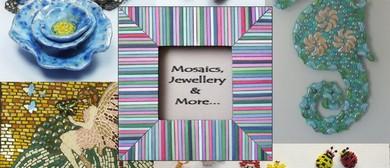 Mosaics, Jewellery & More...