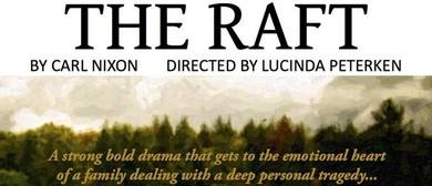 Waiheke Theatre Co: The Raft by Carl Nixon