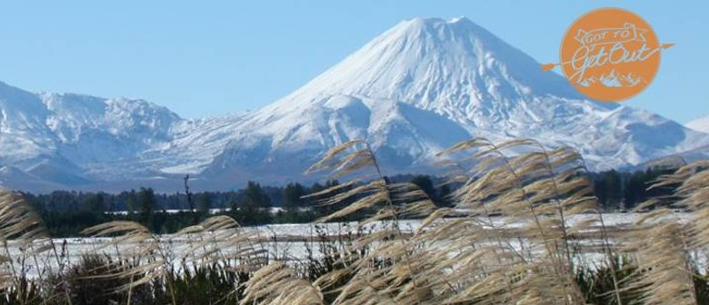 Got To Get Out: Tongariro Crossing Alpine (snow) Hike!