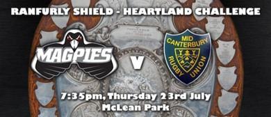 Magpies vs Mid Canterbury