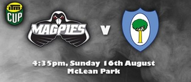 ITM Cup 2015 - Magpies v Northland