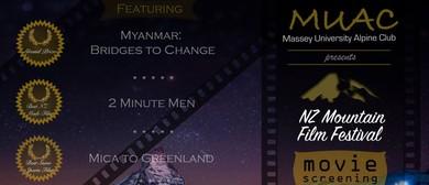 Best of Wanaka New Zealand Mountain Film Festival - Palmerst