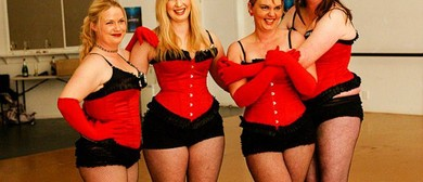 Burlesque Confidence for Teenagers 6-week Course