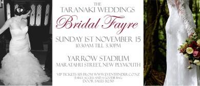 Taranaki Weddings Bridal Fayre 2015