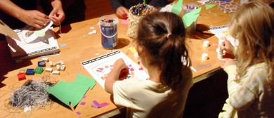 July School Holiday Drop-In Craft Activities