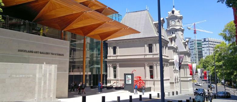 Short Saturday Cultural Walks of Auckland City