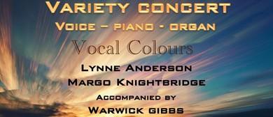 Vocal Colours