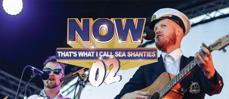 Wellington Sea Shanty Society Album Release (On a Boat)