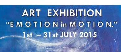 """Emotion in Motion"" Art Exhibition"