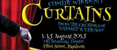 Curtains: A Musical Comedy Whodunnit