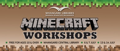 Minecraft Workshops