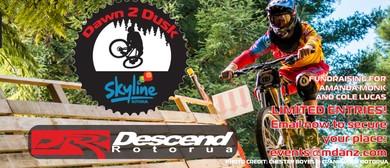 Descend Rotorua MTB Dawn 2 Dusk - Mountain Bike Rotorua