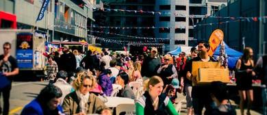 Tennyson Street Fair