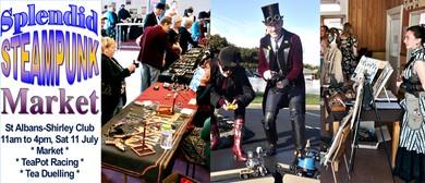 Splendid Steampunk Market