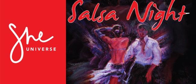 Salsa Night with Latin Fire Dance Academy