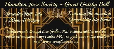 Hamilton Jazz Society - Great Gatsby Ball