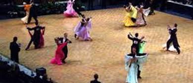 NZ National Ballroom & Latin American Dancing Championships