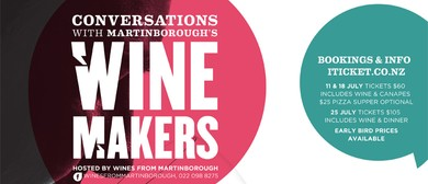 Conversations with Winemakers (Surprises)