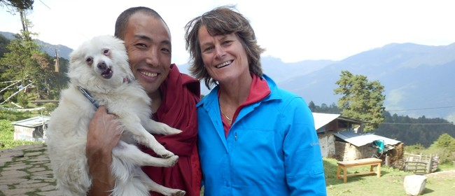A Little Run In Bhutan: Presentation By Lesley Mochan