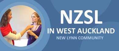 New Zealand Sign Language in West Auckland