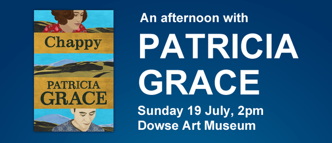 An Afternoon with Patricia Grace
