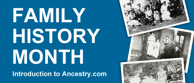 Introduction to Family History