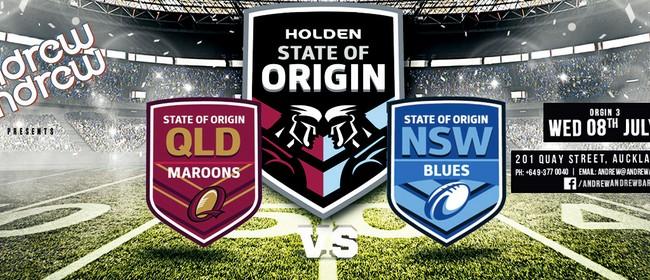 State of Origin - Final Showdown