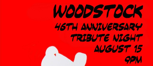 Woodstock Tribute Night