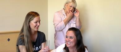 Secret Bridesmaids Business by Elizabeth Coleman