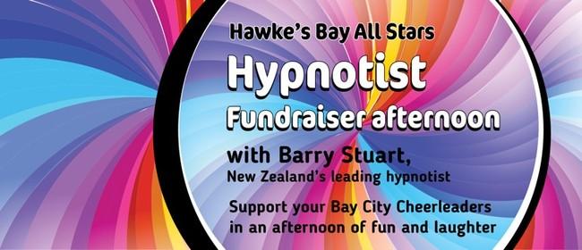 Bay City Cheerleaders Hypnotist Afternoon