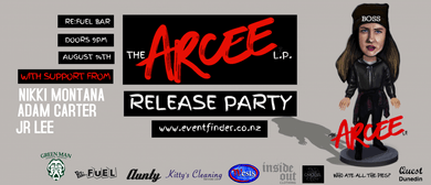 The Arcee LP Release Party