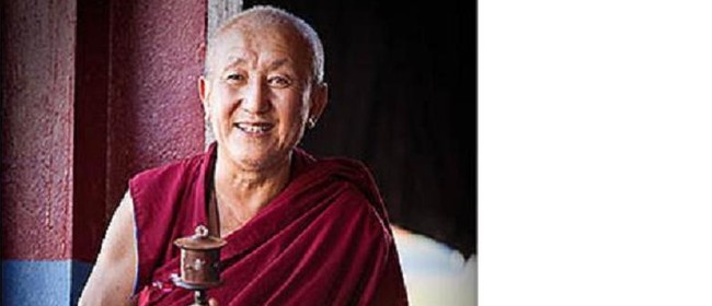 H.E. Nubpa Rinpoche Public Talk in Wellington