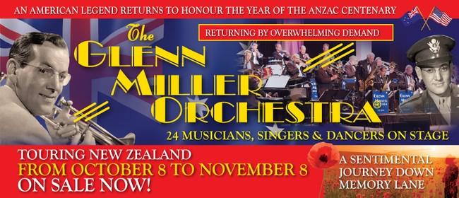 The Glenn Miller Orchestra Tour