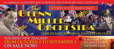 The Glenn Miller Orchestra NZ Tour
