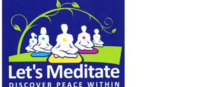 Let's Meditate Tauranga