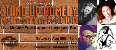 An Evening Of Comedy With The Circuit