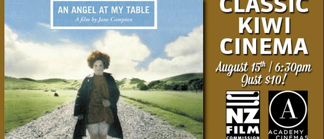 Classic Kiwi Cinema Series: An Angel At My Table