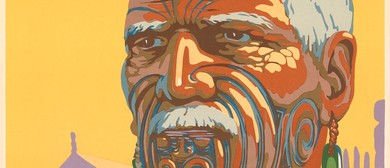 Selling the Dream - NZ Graphic Art Tourism Posters