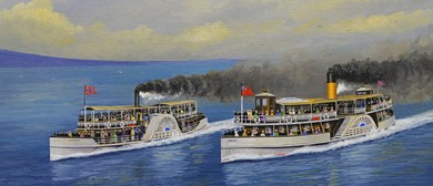 Ferries on the Waitematā