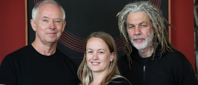 Buddhist Rain - Five New Zealand Poets