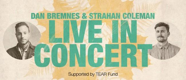Dan Bremnes & Strahan Coleman