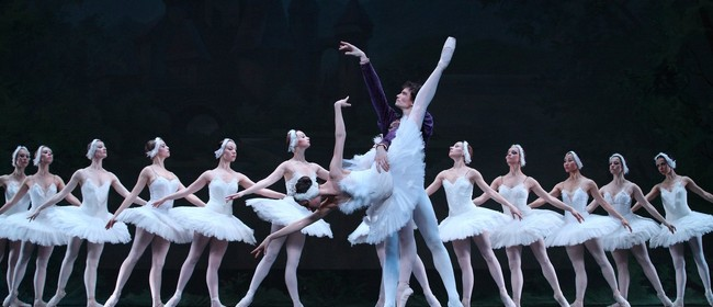 Russian National Ballet Theatre - Oamaru