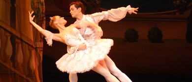 Russian National Ballet Theatre - Dunedin