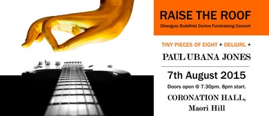 Raise the Roof - Fundraising Concert