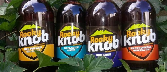 Meet the Brewer Rocky Knob's Stu Marshall