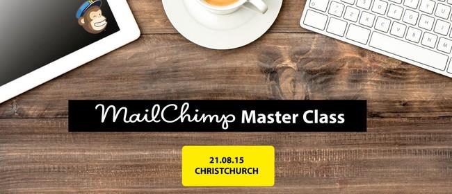MailChimp Master Class